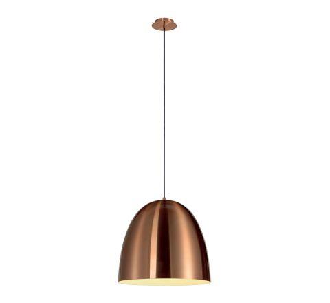 SLV 155479 copper brushed E27 60W