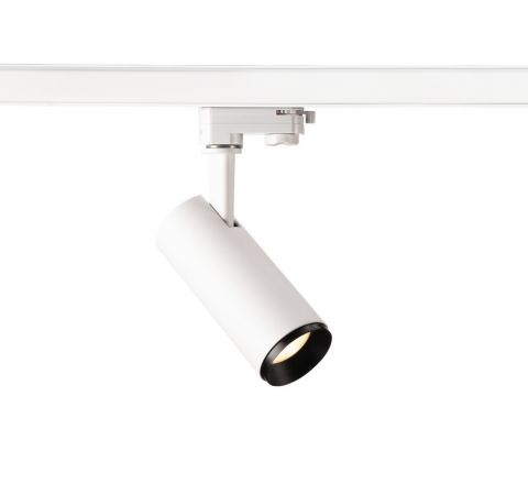 Tube 11W White Dimmable Multi Circuit Track spot