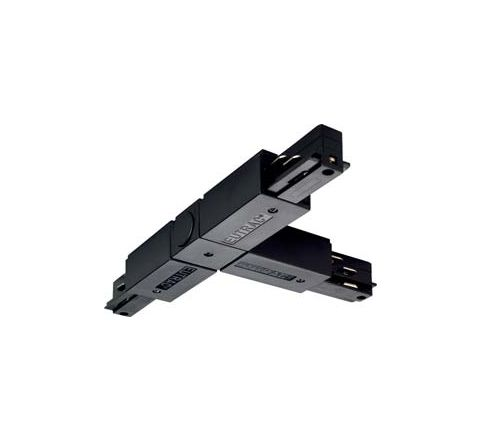 SLV 145630 EUTRAC T-Connector . Left Black