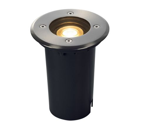 SLV 227680 stainless steel bezel GU10 6W