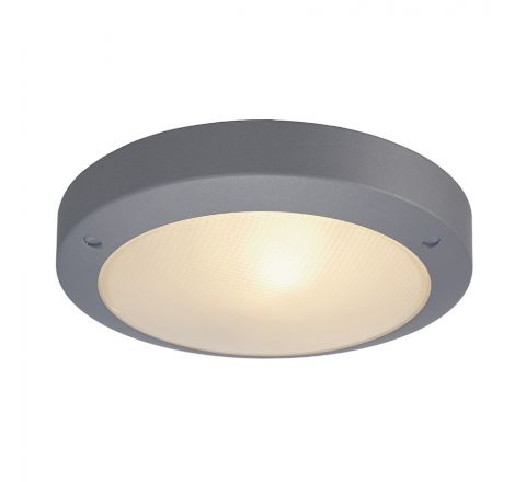 BULAN Ceiling/Wall Light Grey/Transparent