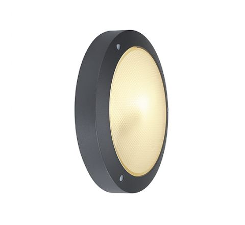 BULAN Ceiling/Wall Light Anthracite