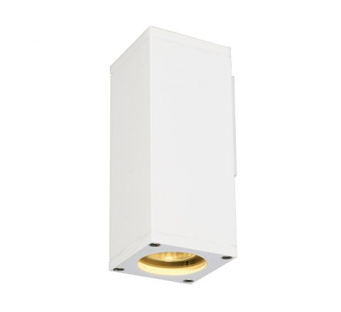 SLV 229521 Square White GU10 35W