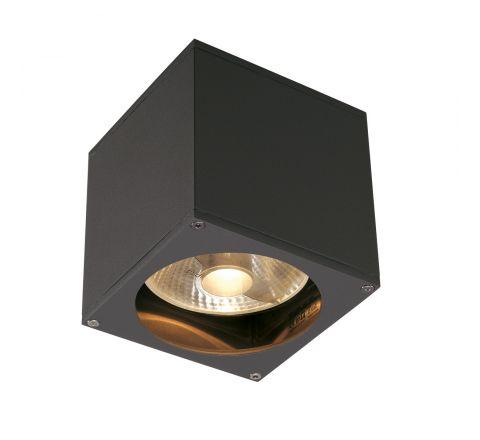 SLV 229565 Square anthracite ES111 75W