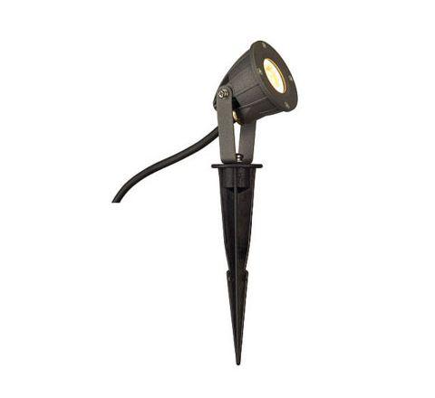 SLV 231025 anthracite 240V LED 3.3W 3000K IP44