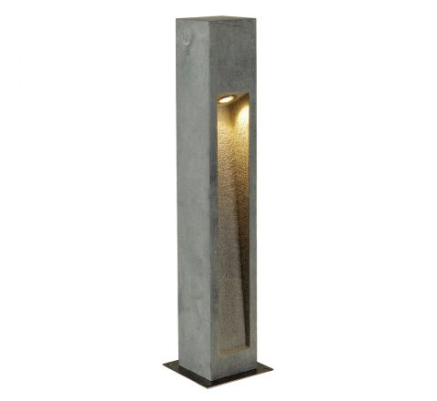 SLV 231371 75 cm stone-grey 6W COB LED IP44
