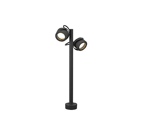 SLV 231505 Sitra 360 floor lamp GX53 anthracite