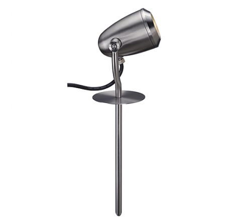 SLV 231672 CV-SPOT 40 spike luminaire stainless steel 304 GU10