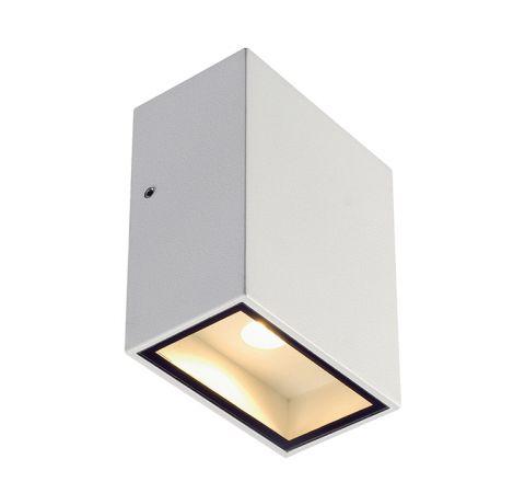 SLV 232431 Square White 3.2W COB LED 3000K IP44