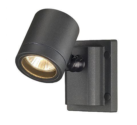 SLV 233105 NEW MYRA WALL luminaire anthracite GU10 IP55