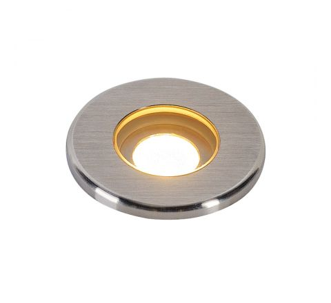 SLV 233540 stainless steel 316 2W LED 3000K 12-24V IP67