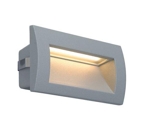 SLV 233624 Silver Grey SMD LED 3000K IP55