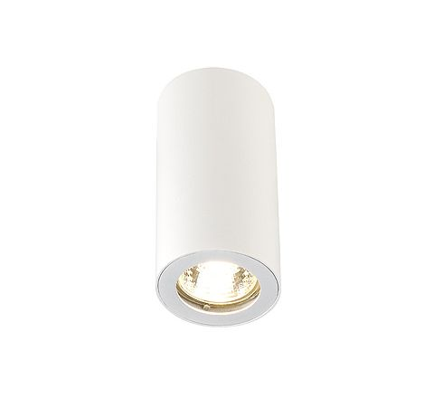 SLV 151811 ENOLA B ceiling luminaire CL-1 White, dimmable, requires GU10 lamp