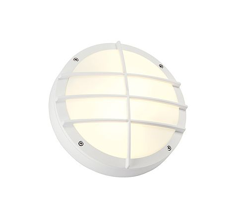 BULAN GRID Ceiling/Wall Light White