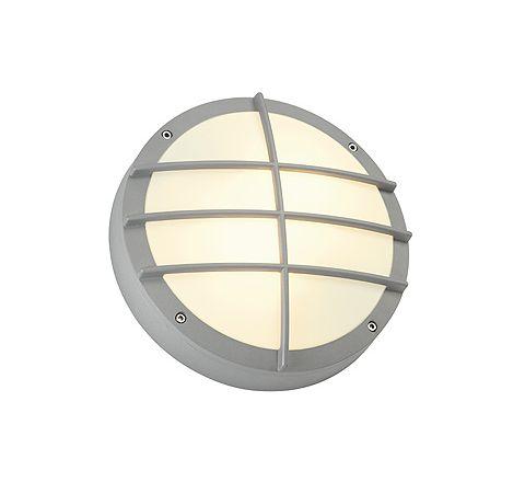BULAN GRID Ceiling/Wall Light Grey/Transparent