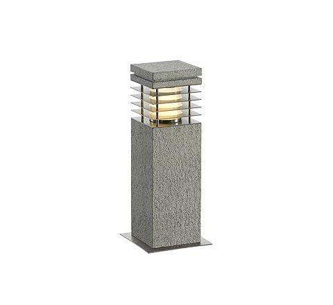 SLV 231410 ARROCK GRANITE 40 floor lamp granite salt & pepper E27