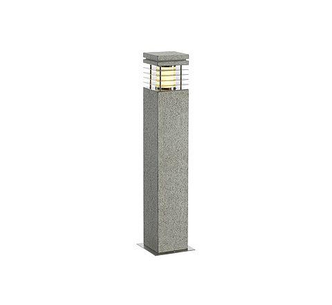 SLV 231411 ARROCK GRANITE 70 floor lamp granite salt & pepper E27
