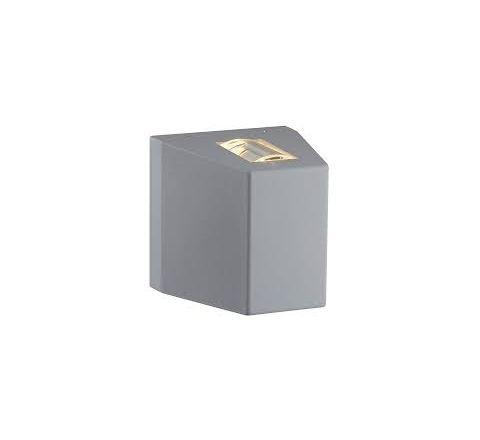 SLV 229684 Single beam Silver Grey IP44