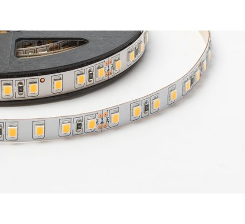 Professional 10W LED Tape Kit 3000K Warm White 5M IP20 with Aluminium Profile
