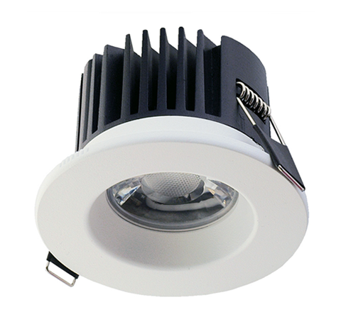 3 in 1 LED Fire Rated 13W Downlight White 3K/4K/5K Switchable IP65 Dimmable