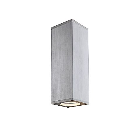 SLV 1000331 Theowall Out wall luminary Alu Brushed