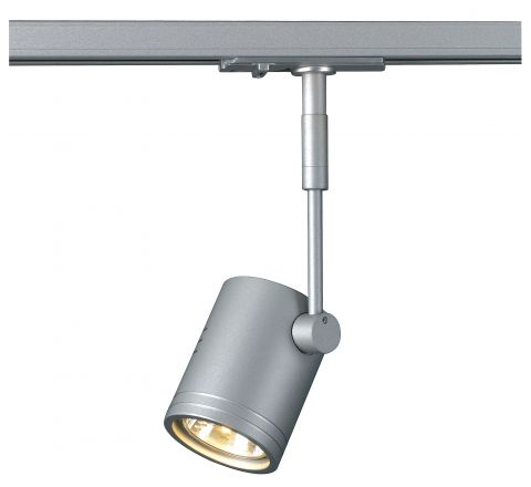 Bima I Spot Light Silver Grey Dimmable, requires GU10 LED