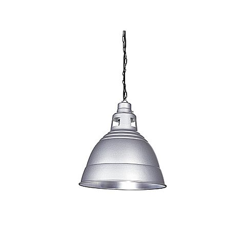 SLV 165350 Reflector lamp Para 380 Silver Grey, dimmable, requires E27 lamp