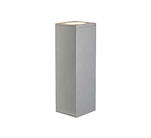 SLV 229532 Theowall Out wall fitting Silver Grey