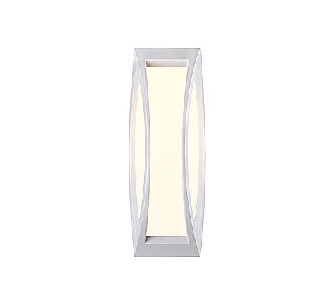 SLV 230444 Mianda wall fitting E27 Silver Grey