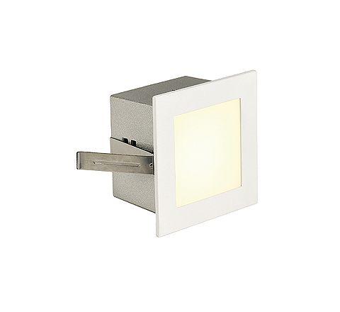 SLV 113260 FRAME BASIC LED Square Matt White White LED 4000K