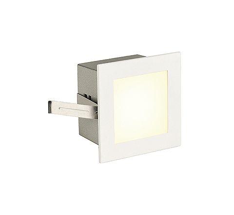 SLV 113262 FRAME BASIC LED Square Matt White LED 3000K