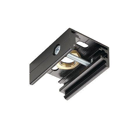 SLV 145730 EUTRAC Pendulum clip for 3 Circuit Black