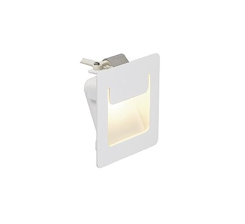 SLV 151950 DOWNUNDER PURE Square White 3.5W LED Warm White 80x80mm, requires 350ma driver