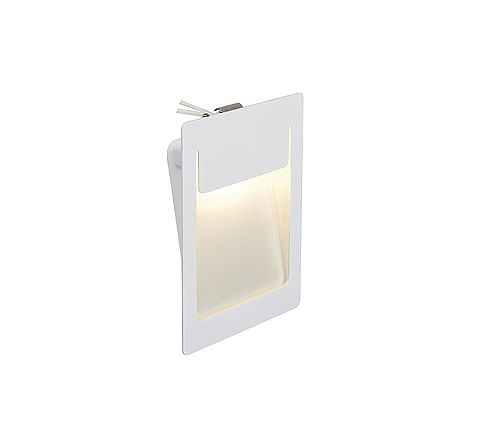 SLV 151952 DOWNUNDER PURE Recessed Square LED WarmWhite 120x155mm, requires 350ma driver