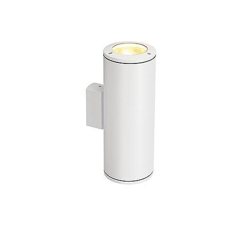 SLV 227881 White ROX wall lamp White G85 2 x35W