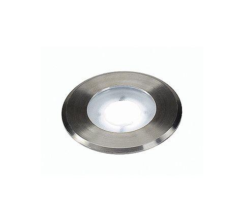 SLV 228411 DASAR FLAT 230V LED Recessed Ground spot 4.3W LED White