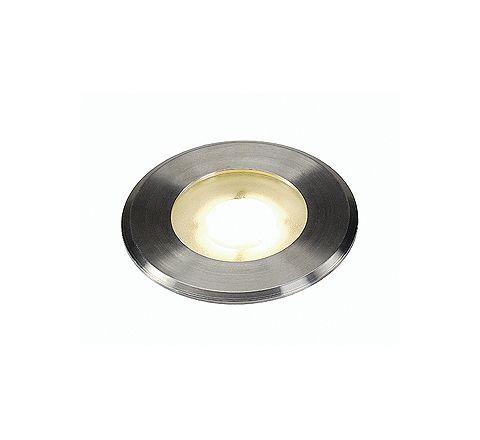 SLV 228412 DASAR FLAT 230V LED Recessed Ground spot 4.3W LED Warm White