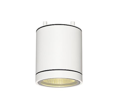 SLV 228501 ENOLA C OUT CL ceiling lamp White 9W LED 3000K