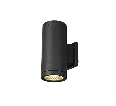 ENOLA C UP/DOWN Wall Light Anthracite