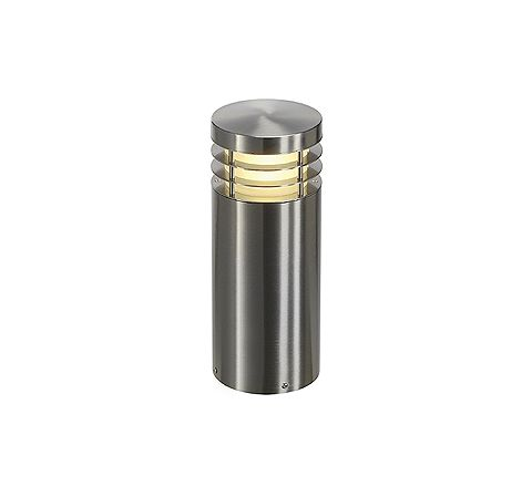 VAP 40cm Pole Light Stainless Steel