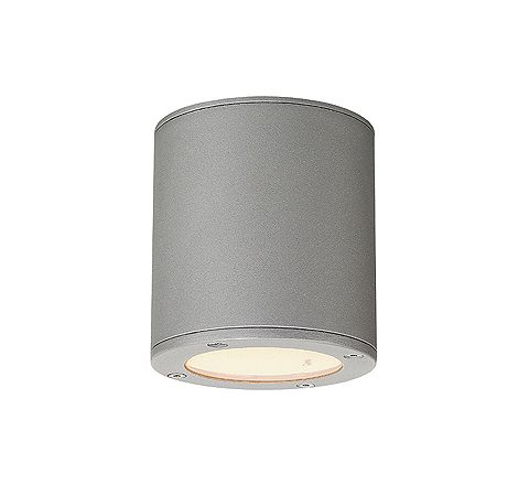 SLV 231544 SITRA CEILING luminaire Round stonegrey GX53 9W