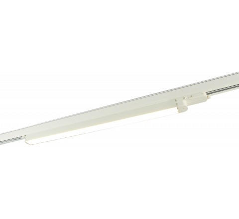 LED Track Mounted Linear 60 3000K 1500lm White