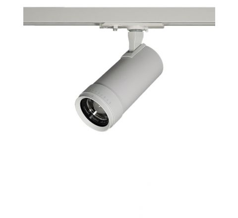 Zoom 10 - 60 degree Switchable 3000K/4000K/5700K Dimmable 7W  White Single Circuit Track Spot