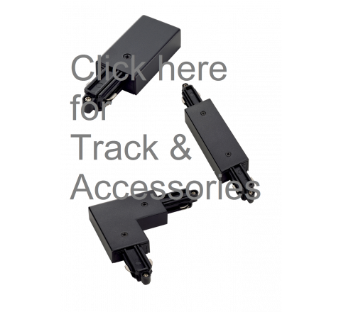 Black Single Circuit Track and Accessories