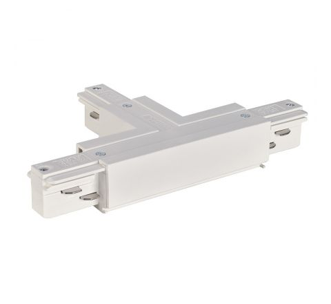 SLV 1001518 EUTRAC T-Connector . Left White
