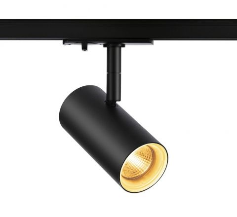 SLV 1001862 Noblo Spot Black with Built in LED, non dimmable