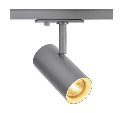 SLV 1001864 Noblo Spot Silver Grey with Built in LED, non dimming