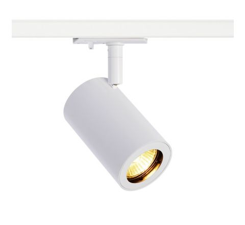 Enola B Track White Dimmable, requires GU10 LED