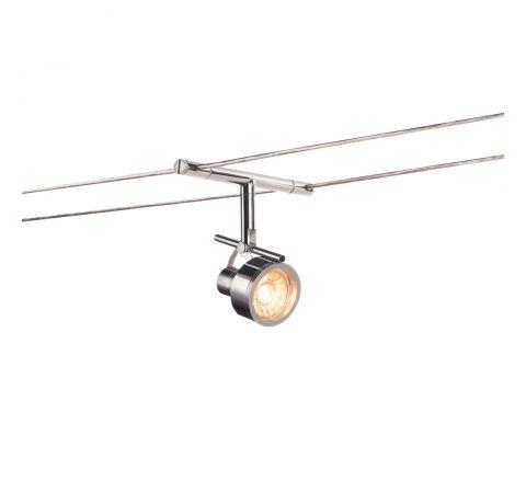 SLV 139132 Saluna Chrome, Requires MR16 LED