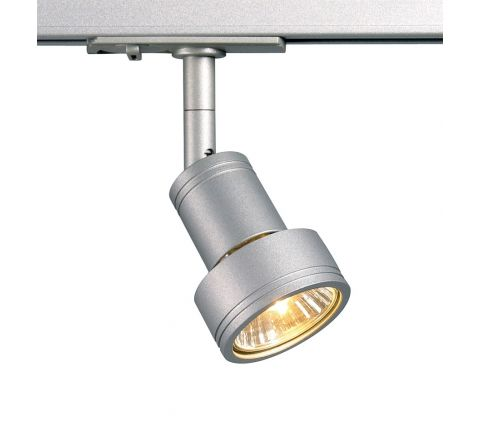 Puri Spot Light Silver Grey Dimmable, requires GU10 LED